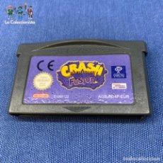 Videogiochi e Consoli: VIDEOJUEGO NINTENDO GAME BOY ADVANCE - CRASH BANDICOOT FUSION. Lote 207551911