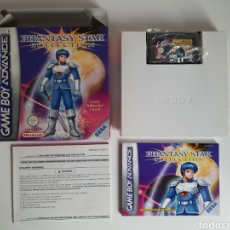 Videojuegos y Consolas: FANTASY STAR COLLECTION COMPLETO NINTENDO GAMEBOY GAME BOY ADVANCE. Lote 207655576