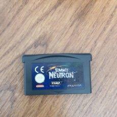 Videojuegos y Consolas: JUEGO GAME BOY ADVANCE JIMMY NEUTRON. Lote 209982691
