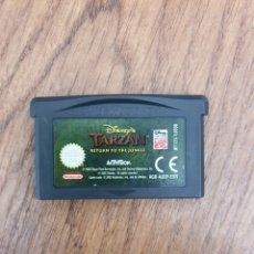 Videojuegos y Consolas: JUEGO GAME BOY ADVANCE TARZAN. Lote 209982708