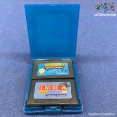 Videojuegos y Consolas: 2 VIDEOJUEGOS - NINTENDO GAME BOY ADVANCE - MARIO KART SUPER CIRCUIT Y 38 IN 1. Lote 210006190