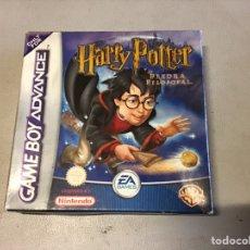 Videojuegos y Consolas: HARRY POTTER Y LA PIEDRA FILOSOFAL. Lote 210638375