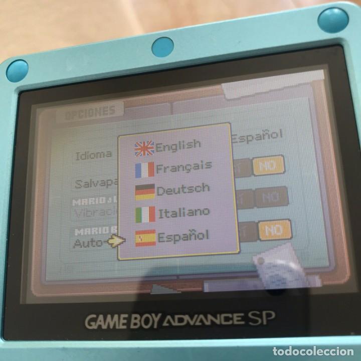 Videojuegos y Consolas: GBA MARIO & LUIGI SUPERSTAR SAGA Pal Eur ORIGINAL Genuine MINT juego en castellano - Foto 4 - 210752205