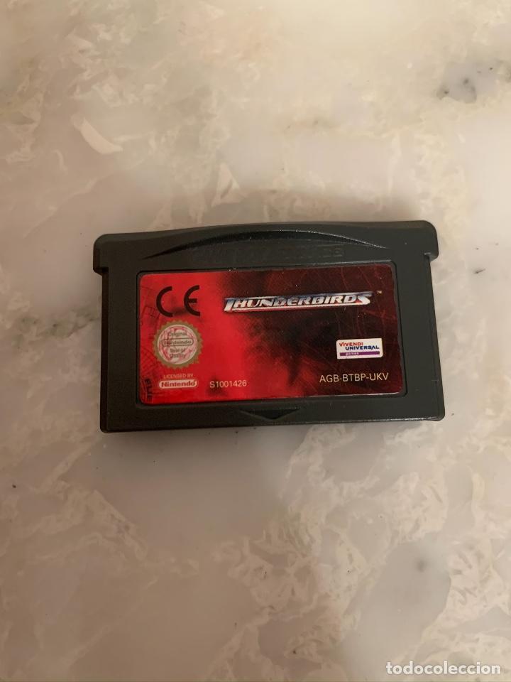 JUEGOS GAMEBOY ADVANCE THUNDERBIRDS (Juguetes - Videojuegos y Consolas - Nintendo - GameBoy Advance)