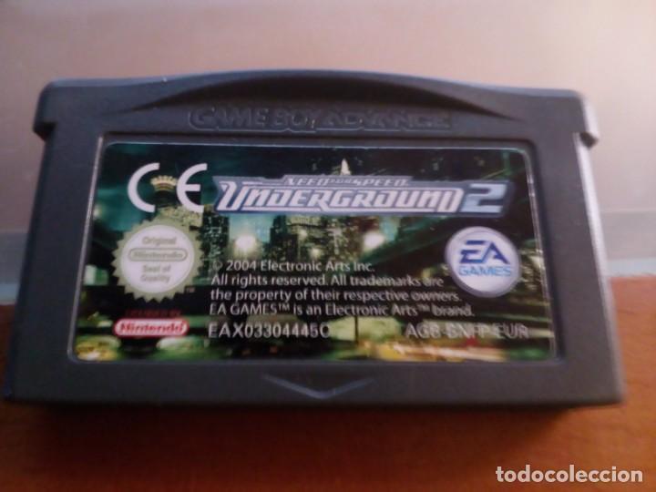 JUEGO NINTENDO GAME BOY ADVANCE UNDERGROUND 2 (Juguetes - Videojuegos y Consolas - Nintendo - GameBoy Advance)
