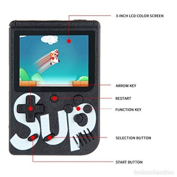 MINI CONSOLA GAME BOX - 400 JUEGOS NUEVA (Juguetes - Videojuegos y Consolas - Nintendo - GameBoy Advance)