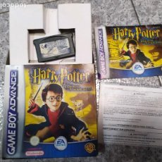 Videojuegos y Consolas: JUEGO HARRY POTTER - UND THE KAMMER THE SCHRECKENS -COMPLETO - GAME BOY ADVANCE - GAMEBOY - NINTENDO. Lote 212424587