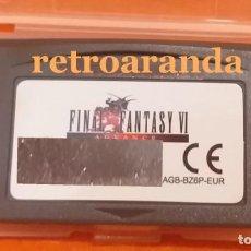Videojuegos y Consolas: JUEGO COMPATIBLE GBA . * FINAL FANTASY VI * - PAL EU - ESTADO: NUEVO.. Lote 212503987