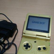 Jeux Vidéo et Consoles: GBA SP ZELDA+CARGADOR-BATERIA MALA.. Lote 213113362