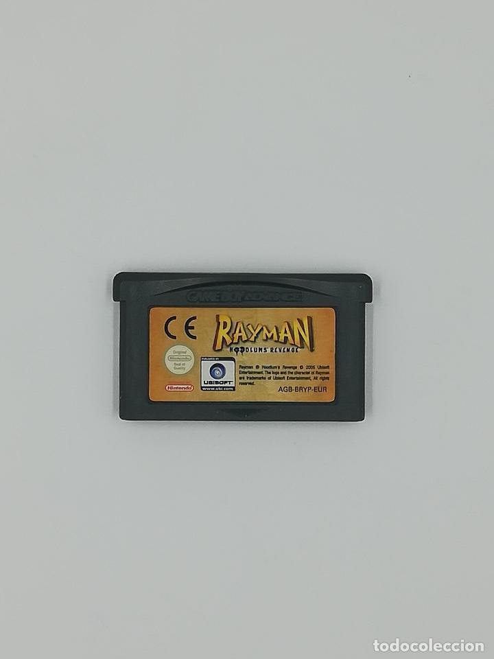 RAYMAN HOODLUM REVENGE GBA (Juguetes - Videojuegos y Consolas - Nintendo - GameBoy Advance)