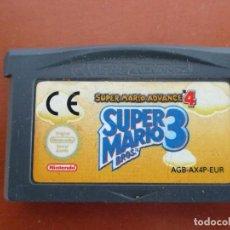 Videojuegos y Consolas: JUEGO CONSOLA ORIGINAL NINTENDO GAME BOY SUPER MARIO 3 MARIO BROS JAPON. Lote 215838197