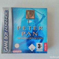 Videojuegos y Consolas: JUEGO PETER PAN - CONSOLA GAME BOY ADVANCE DE NINTENDO - AÑO 2003 - ERICTOYS. Lote 216602952