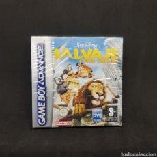 Videojogos e Consolas: GAME BOY ADVANCE - SALVAJE - THE WILD - PRECINTADO - TDKV5. Lote 216893358