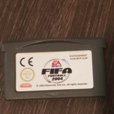 Videogiochi e Consoli: JUEGO GAME BOY ADVANCE FIFA 2004. Lote 217137555