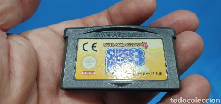 Videojuegos y Consolas: JUEGO PARA GAME BOY ADVANCE - SUPER MARIO 3 - Foto 3 - 217686926