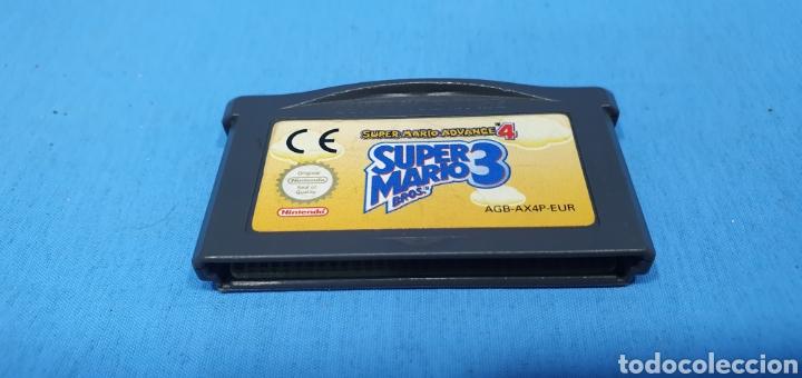 JUEGO PARA GAME BOY ADVANCE - SUPER MARIO 3 (Juguetes - Videojuegos y Consolas - Nintendo - GameBoy Advance)