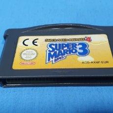 Videojuegos y Consolas: JUEGO PARA GAME BOY ADVANCE - SUPER MARIO 3. Lote 217686926