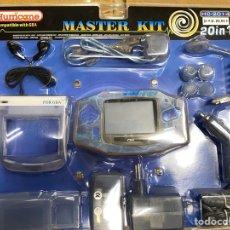 Videojuegos y Consolas: HURRIKANE MASTER KIT PARA GAME BOY ADVANCE. Lote 269259253
