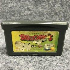 Videojuegos y Consolas: DROOPYS TENNIS OPEN NINTENDO GAME BOY ADVANCE GBA. Lote 219188903