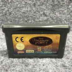 Videojuegos y Consolas: DISNEY TREASURE PLANET NINTENDO GAME BOY ADVANCE GBA. Lote 219189027