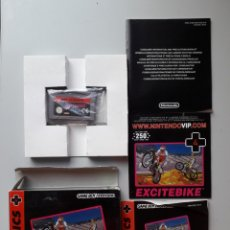 Videojuegos y Consolas: EXCITE NIKE GAME BOY ADVANCE GBA NINTENDO NES CLASSICS COMPLETO. Lote 219190300