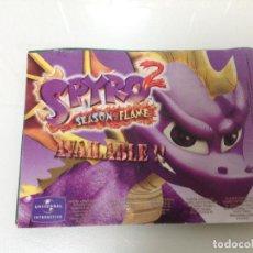Videojuegos y Consolas: MANUAL DE JUEGO SPYRO 2 GAMEBOY DE NINTENDO. Lote 219328167
