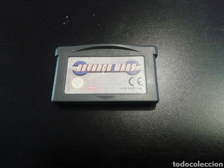 JUEGO GAMEBOY ADVANCE, ADVANCE WARS (Juguetes - Videojuegos y Consolas - Nintendo - GameBoy Advance)
