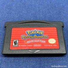 Videojuegos y Consolas: VIDEOJUEGO - NINTENDO GAME BOY ADVANCE - POKÉMON MYSTERY DUNGEON / RED RESCUE TEAM - USA. Lote 221565723