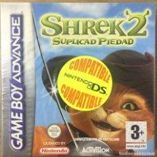 Videojuegos y Consolas: SHREK 2 SUPLICAD PIEDAD - GAMEBOY ADVANCE. Lote 222972367