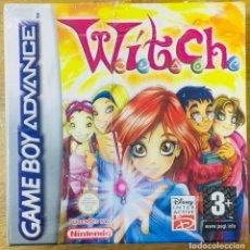 Videojuegos y Consolas: WITCH - GAMEBOY ADVANCE. Lote 223408662