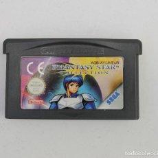 Videojuegos y Consolas: PHANTASY STAR COLLECTION GAME BOY ADVANCE. Lote 223427267