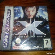 Videojuegos y Consolas: XMEN PARA GAMEBOY ADVANCE - NUEVO Y PRECINTADO - X-MEN. Lote 224119473