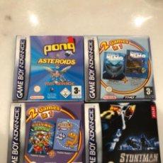 Videojuegos y Consolas: LOTE JUEGOS GAME BOY ADVANCE. Lote 228327935