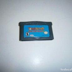 Videojuegos y Consolas: YOSHI'S ISLAND NINTENDO GAMEBOY ADVANCE SOLO CARTUCHO. Lote 269227048