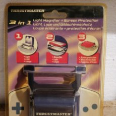 Videojuegos y Consolas: GAME BOY ADVANCE 3 EN 1 - LIGHT, MAGNIFIER LUPA, SCREEN PROTECTION - GAMEBOY. Lote 230433235