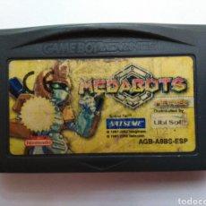 Videojuegos y Consolas: MEDABOTS JUEGO NINTENDO GAME BOY ADVANCE. Lote 234119270