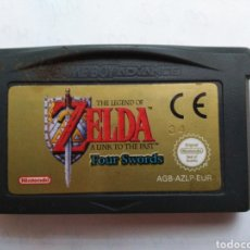 Videogiochi e Consoli: THE LEGEND OF ZELDA JUEGO GAME BOY ADVANCE. Lote 234120270