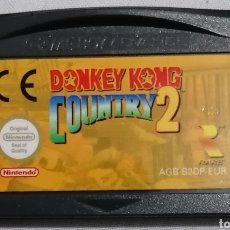 Videojuegos y Consolas: DONKEY KONG COUNTRY 2 ORIGINAL NINTENDO GAME BOY ADVANCE GBA NDS DS. Lote 235869635