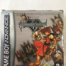 Videojuegos y Consolas: KINGDOM HEARTS-NINTENDO GAME BOY ADVANCE-RARO. Lote 236515245