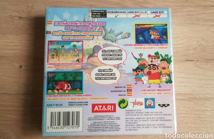 Videojuegos y Consolas: NINTENDO GBA SHINCHAN NUEVO VERSION ESPAÑOLA - Foto 2 - 103429975