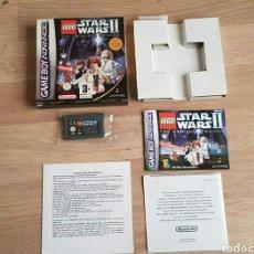 Videojuegos y Consolas: GBA GAMEBOY ADVANCE JUEGO LEGO STAR WARS II THE ORIGINAL TRILOGY. Lote 46109625