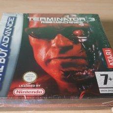 Videojuegos y Consolas: TERMINATOR 3.GAMEBOY ADVANCE.NUEVO.PRECINTADO.. Lote 238058570