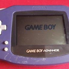 Videojuegos y Consolas: NINTENDO GAME BOY ADVANCE FUNCIONA . LE FALTA LA TAPA. Lote 244493925
