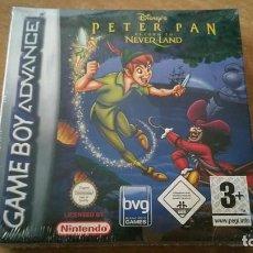 Videojuegos y Consolas: PETER PAN NEVERLAND GAMEBOY ADVANCE PAL ESPAÑA PRECINTADO. Lote 244659935