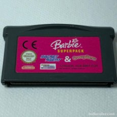 Videojuegos y Consolas: VIDEOJUEGO NINTENDO - GAME BOY ADVANCE - BARBIE SUPERPACK SECRET AGENT - GROOVY GAMES - EUR. Lote 245264505
