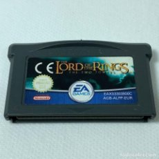 Videojuegos y Consolas: VIDEOJUEGO NINTENDO - GAME BOY ADVANCE - THE LORD OF THE RINGS THE TWO TOWERS - EUR. Lote 245266585
