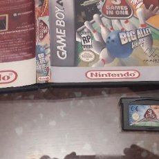 Videojuegos y Consolas: 08-00208 NINTENDO GAME BOY ADVANCE - 3 GAMES IN ONE. MAJESCOS SPORTS PACK. Lote 129025279