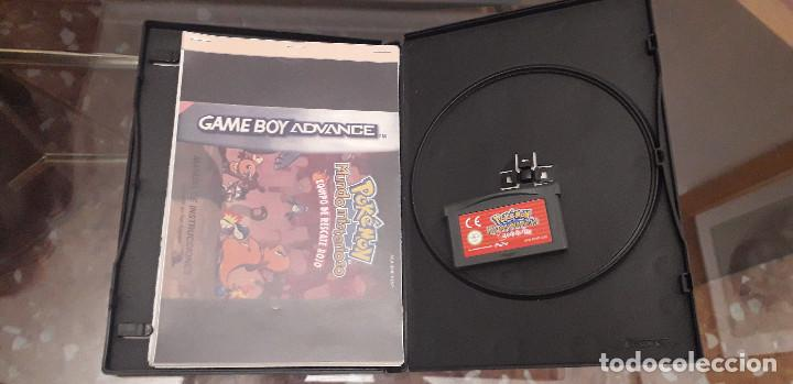 Videojuegos y Consolas: 08-00292 GAME BOY ADVANCE - POKEMON MISTERY DUNGEON, RED RESCUE TEAM - Foto 6 - 134925006