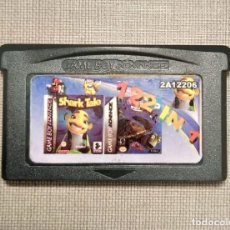 Videojuegos y Consolas: GAMEBOY ADVANCE - 122 IN 1 - CARTUCHO MULTIJUEGO - FUNCIONANDO. Lote 245363320