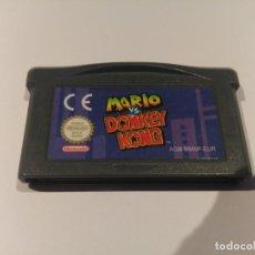 Videojuegos y Consolas: MARIO VS DONKEY KONG NINTENDO GAMEBOY ADVANCE GBA. Lote 245955665